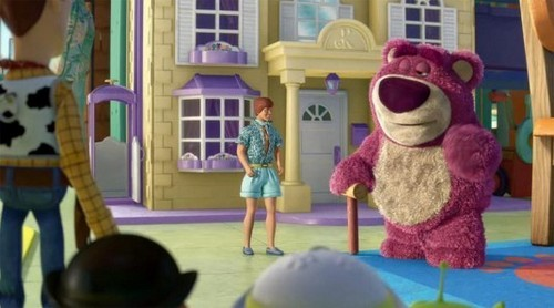 Ken and Lotso