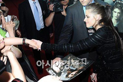 Korean fan Event
