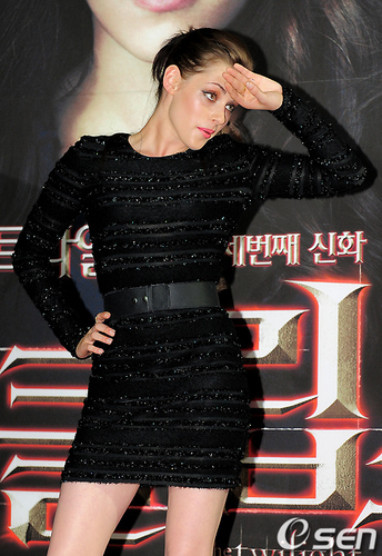Kristen Stewart fond d'écran called Korean fan Event