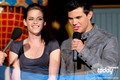 Kristen Stewart And Taylor Lautner Attend Q&A Session - twilight-series photo