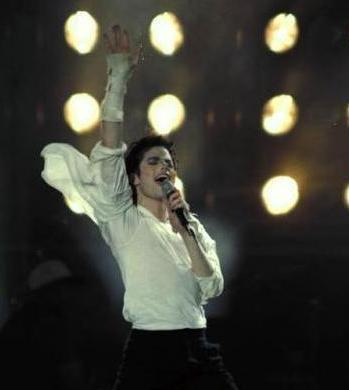 Michael Jackson concerts wallpaper titled MICHAEL