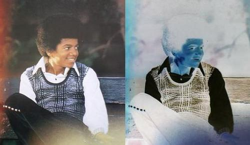 MJ - Awesome Inverted রঙ