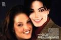 MJ & LISA - michael-jackson photo