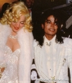 MJ & MADONNA - michael-jackson photo