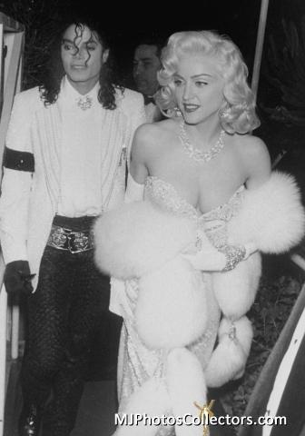 MJ & ম্যাডোনা