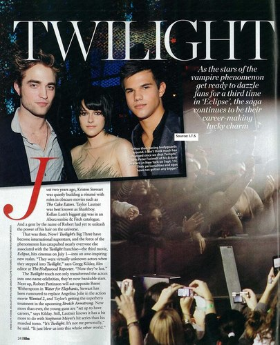 Magazine Scans - WHO Australia