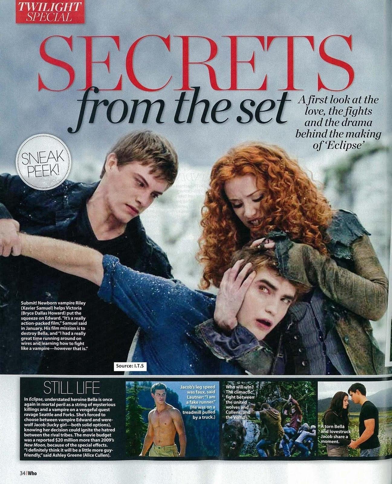 Magazine Scans - WHO Australia