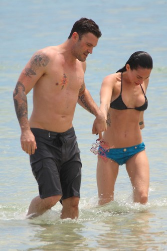 Megan & Brian in Hawaii