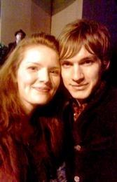 Merry Ellen Kirk with Landon Pigg