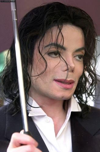Michael, I amor You