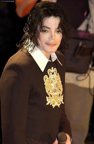Michael, I amor tu