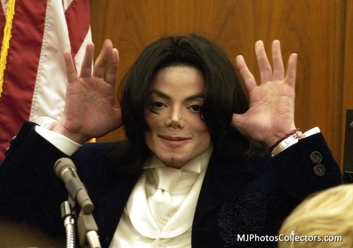 Michael at the court
