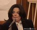 Michael at the court - michael-jackson photo