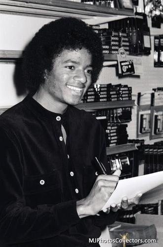 Mike in the 70s