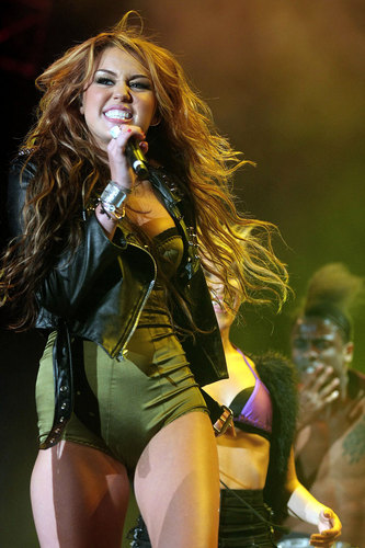 Miley Cyrus' Latest Scandalous Outfit
