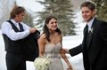 Mr & Mrs Padalecki - jared-padalecki-and-genevieve-cortese photo