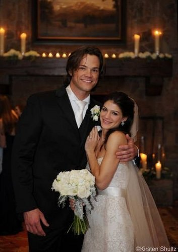 Mr & Mrs Padalecki
