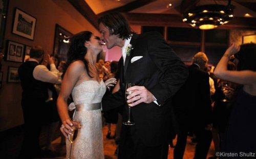 Jared Padalecki & Genevieve Cortese 壁紙 entitled Mr & Mrs Padalecki