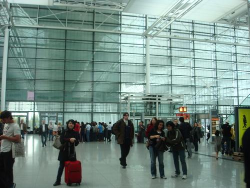 Munich Airport (MUC)