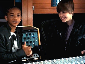 Never Say Never <3 Justin & Jaden <3