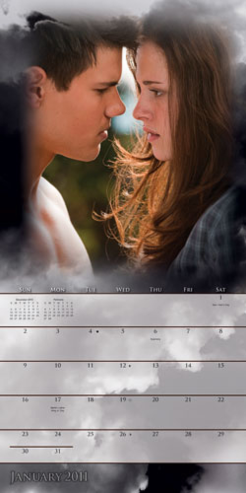 New Eclipse Calendar mga litrato