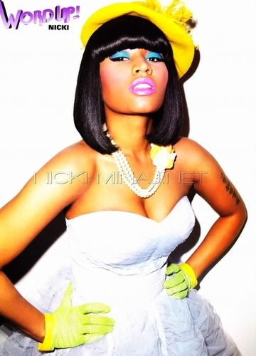 Nicki Minaj wallpaper titled Nicki