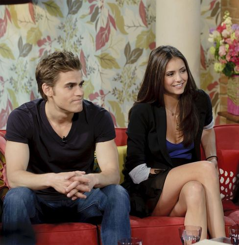 Nina and Paul - This Morning montrer