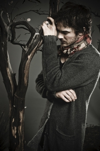 Photo shoot May 2010 - ian-somerhalder photo