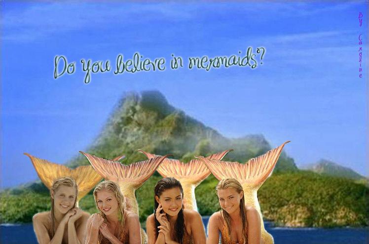Poster season 4 (fanmade) - h2o-just-add-water fan art
