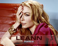 Pretty LeAnn Wallpaper