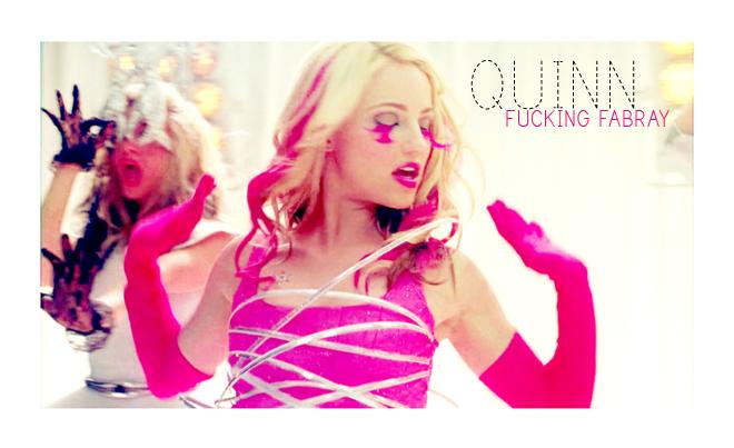 Quinn - quinn-fabray fan art