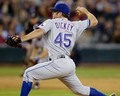 R.A. Dickey - texas-rangers photo