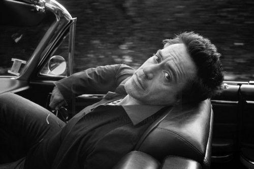 Robert Downey Jr karatasi la kupamba ukuta entitled RDJ