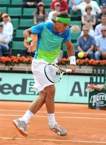 Rafa at Roland Garros
