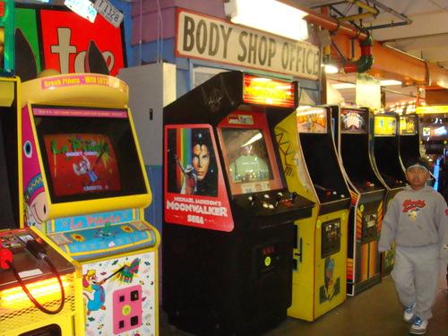 Redondo समुद्र तट Boardwalk Arcade