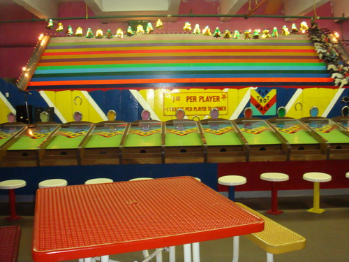 Redondo Beach Boardwalk Arcade