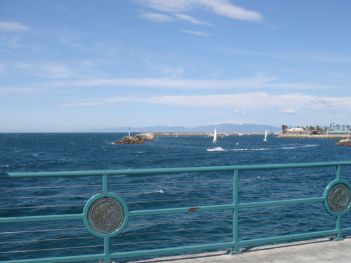 Redondo plage Pier