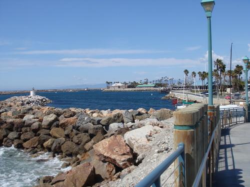 Redondo bờ biển, bãi biển Pier