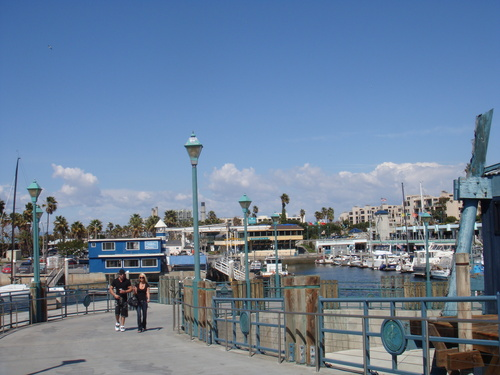 Redondo Beach Pier - california Photo