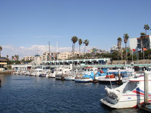 Redondo समुद्र तट Pier