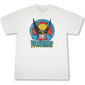 Retro Wolverine Tee from TeesForAll.com - wolverine photo