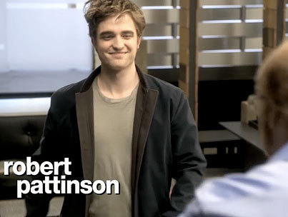 Robert Pattinson & Tom Cruise's এমটিভি Promo