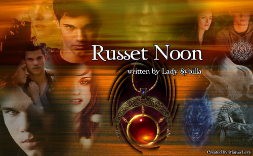 Russet Noon Wallpaper by Marisa Levy