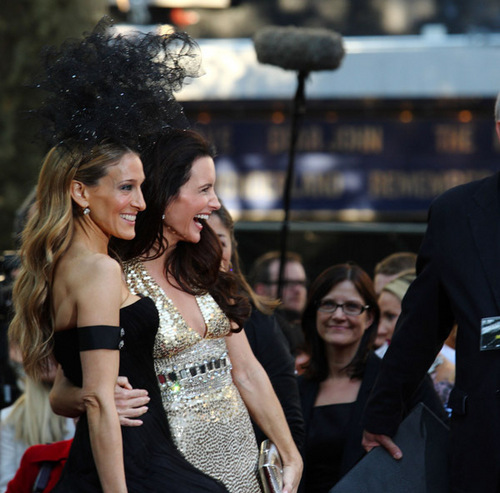 """SJP @ """"Sex and the City 2"""" UK Premiere"""