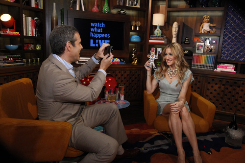 SJP on Watch What Happens Live