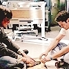 Wincest litrato entitled Sam & Dean