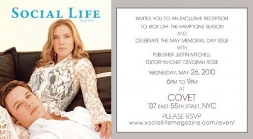 Sara al Social Life Magazine