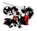 Sasuke,Itachi,Madara