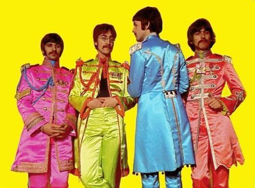 Sgt. Pepper's Lonely Hearts Club Band - the-beatles Photo