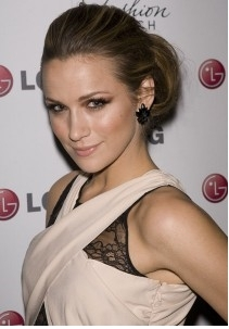 Shantel VanSanten at A Night Of Fashion & Technology With LG Mobile Phones